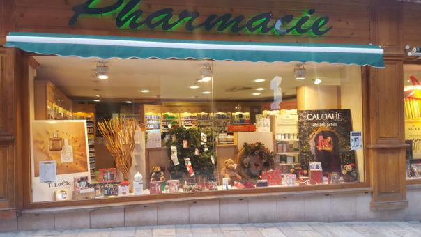 Pharmacie du Haut Bourg,BOURG-SAINT-MAURICE