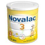 Acheter NOVALAC 3 Lait de croissance B/800g à BOURG-SAINT-MAURICE