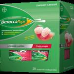 Acheter Beroccapeps Comprimés orodispersible Fruits rouges B/28 à BOURG-SAINT-MAURICE