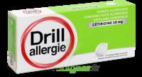 Drill 10 Mg Comprimés à Sucer Allergie Cétirizine Plq/7 à BOURG-SAINT-MAURICE