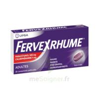 FERVEXRHUME Comprimés pelliculés Plq/16 à BOURG-SAINT-MAURICE