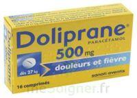 DOLIPRANE 500 mg Comprimés 2plq/8 (16) à BOURG-SAINT-MAURICE