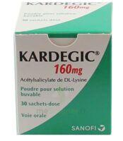 KARDEGIC 160 mg, poudre pour solution buvable en sachet à BOURG-SAINT-MAURICE