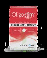 OLIGOSTIM Cuivre Or Argent Cpr subl T/40 à BOURG-SAINT-MAURICE