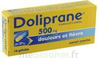 DOLIPRANE 500 mg Gélules B/16 à BOURG-SAINT-MAURICE