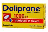 DOLIPRANE 1000 mg Comprimés Plq/8 à BOURG-SAINT-MAURICE