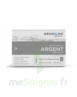 GRANIONS D'ARGENT 0,64 mg/2 ml S buv 30Amp/2ml à BOURG-SAINT-MAURICE