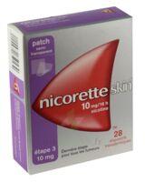 Nicoretteskin 10 mg/16 h Dispositif transdermique B/28 à BOURG-SAINT-MAURICE