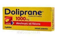 DOLIPRANE 1000 mg Gélules Plq/8 à BOURG-SAINT-MAURICE