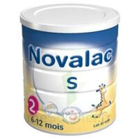 Novalac S 2 800g à BOURG-SAINT-MAURICE