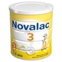 Novalac 3 Croissance lait en poudre 800g à BOURG-SAINT-MAURICE