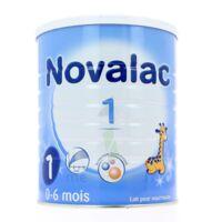 Novalac 1 Lait poudre 800g à BOURG-SAINT-MAURICE