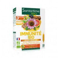 Santarome Bio Immunité Solution buvable 20 Ampoules/10ml à BOURG-SAINT-MAURICE