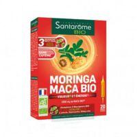 Santarome Bio Morinca Maca Solution buvable 20 Ampoules/10ml à BOURG-SAINT-MAURICE