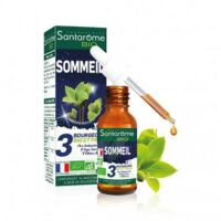 Santarome Complexes Bourgeons Solution buvable Sommeil Fl/30ml à BOURG-SAINT-MAURICE