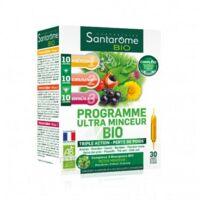 Santarome Bio Programme ultra minceur Solution buvable 30 Ampoules/10ml à BOURG-SAINT-MAURICE
