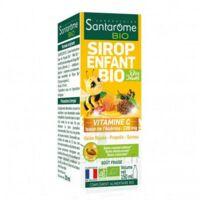 Santarome Bio Sirop fortifiant enfant Fl/150ml à BOURG-SAINT-MAURICE