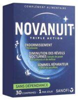Novanuit Triple Action Comprimés B/30 à BOURG-SAINT-MAURICE