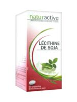 NATURACTIVE CAPSULE LECITHINE DE SOJA, bt 60 à BOURG-SAINT-MAURICE