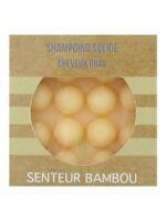 Valdispharm Shampooing solide Bambou cheveux gras B/55g à BOURG-SAINT-MAURICE