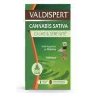 Valdispert Cannabis Sativa Caps Liquide B/24 à BOURG-SAINT-MAURICE