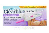 TEST D'OVULATION DIGITAL CLEARBLUE x 10 à BOURG-SAINT-MAURICE