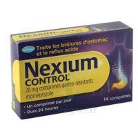 NEXIUM CONTROL 20 mg Cpr gastro-rés Plq/14 à BOURG-SAINT-MAURICE