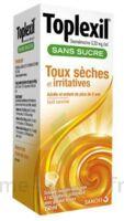 TOPLEXIL 0,33 mg/ml sans sucre solution buvable 150ml à BOURG-SAINT-MAURICE