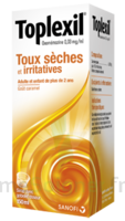 TOPLEXIL 0,33 mg/ml, sirop 150ml à BOURG-SAINT-MAURICE