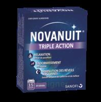 NOVANUIT Triple action Gélules B/30 à BOURG-SAINT-MAURICE