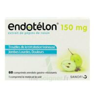 ENDOTELON 150 mg, comprimé enrobé gastro-résistant à BOURG-SAINT-MAURICE