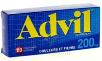 ADVIL 200 mg, 20 comprimés enrobés B/20 à BOURG-SAINT-MAURICE