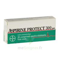 ASPIRINE PROTECT 300 mg, comprimé gastro-résistant à BOURG-SAINT-MAURICE