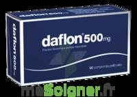 DAFLON 500 mg Comprimés pelliculés Plq/60 à BOURG-SAINT-MAURICE
