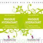 Secrets des Fées Masque Hydratant Repulpant à BOURG-SAINT-MAURICE