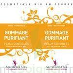 Secrets des Fées Gommage Purifiant Peaux Sensibles à BOURG-SAINT-MAURICE