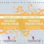 Secrets des Fées Masque Protecteur Nourrissant Peel-Off à BOURG-SAINT-MAURICE