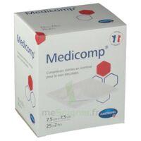 MEDICOMP Compresses stériles NON tissées 7,5x7,5cm à BOURG-SAINT-MAURICE