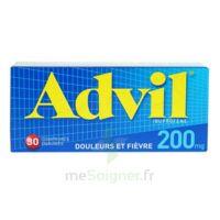 ADVIL 200 mg Comprimés enrobés Plq/3x10 (30) à BOURG-SAINT-MAURICE