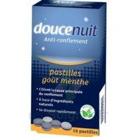 DOUCENUIT ANTIRONFLEMENT PASTILLES à la menthe, bt 16 à BOURG-SAINT-MAURICE