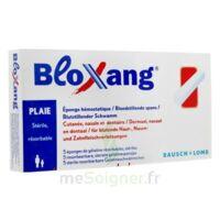 BLOXANG Eponge de gélatine stérile hémostatique B/5 à BOURG-SAINT-MAURICE