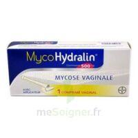 MYCOHYDRALIN 500 mg, comprimé vaginal à BOURG-SAINT-MAURICE