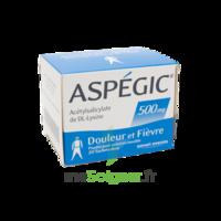 ASPEGIC 500 mg, poudre pour solution buvable en sachet-dose 20 à BOURG-SAINT-MAURICE