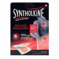 SYNTHOLKINE PATCH PETIT FORMAT, bt 2 à BOURG-SAINT-MAURICE