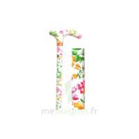 AQUAROMAT Canne poignée en T aluminium réglable fleuri blanche à BOURG-SAINT-MAURICE