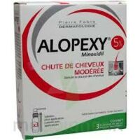 ALOPEXY 50 mg/ml S appl cut 3Fl/60ml à BOURG-SAINT-MAURICE