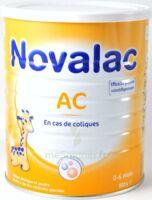 Novalac AC 1 Lait en poudre 800g à BOURG-SAINT-MAURICE