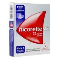Nicoretteskin 25 mg/16 h Dispositif transdermique B/28 à BOURG-SAINT-MAURICE