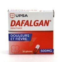 DAFALGAN 500 mg Gélules 2plq/8 (16) à BOURG-SAINT-MAURICE