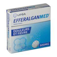 EFFERALGANMED 500 mg, comprimé effervescent sécable à BOURG-SAINT-MAURICE